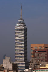 Latinoamericana Tower, Mexico City