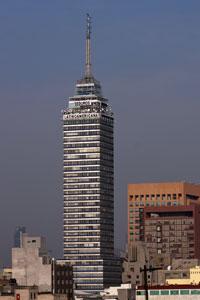 Latinoamericana Tower, Mexico City